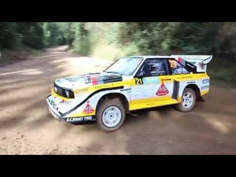 2016 International Rally of Queensland - Pure sound