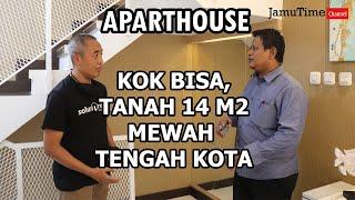 Download Lagu Review Aparthouse, Rumah Mungil Berkonsep Apartemen mp3