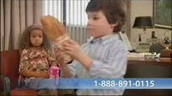 """Nationwide Auto Insurance Commercial """"Bank Brat"""""""