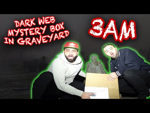 """BUYING MYSTERY BOX FROM THE' DARK WEB"""" WHAT ON EARTH???"""
