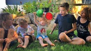 Watermelon Smash EXPLODING Toy Challenge!