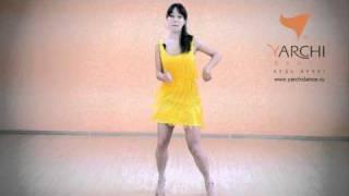 Бальные танцы латина видео