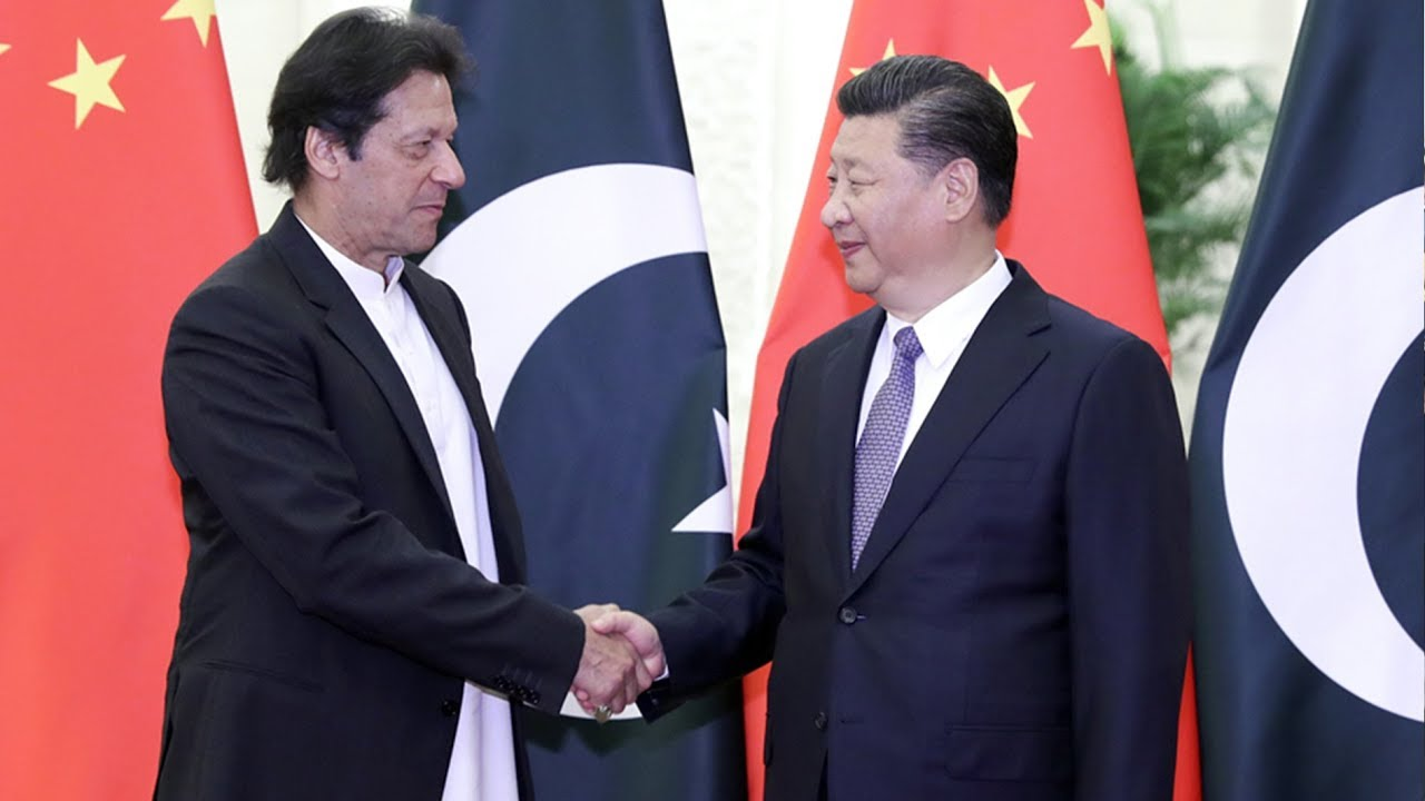 Pakistani PM in China: High level delegation from Islamabad hoping ...