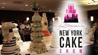 Gambar cover New York Cake Show 2016 Julia Fedorova Cakes
