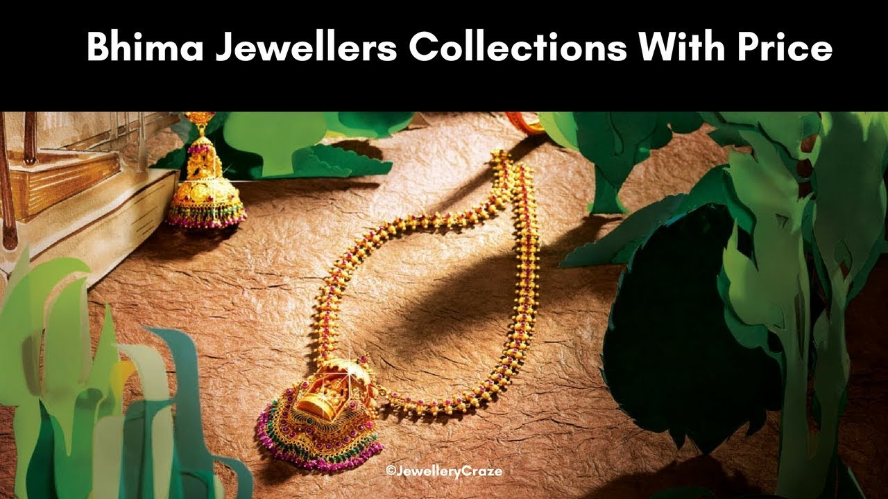 Bhima Jewellery Collections - Online Shopping Catalog