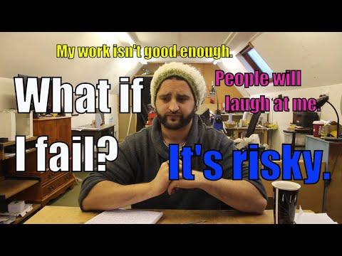 Overcoming Fears When Starting A Handmade Business