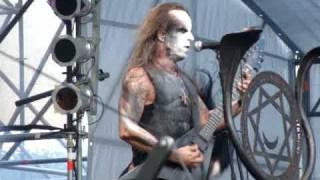 Behemoth - Shemhamforash (Masters of Rock 2010)