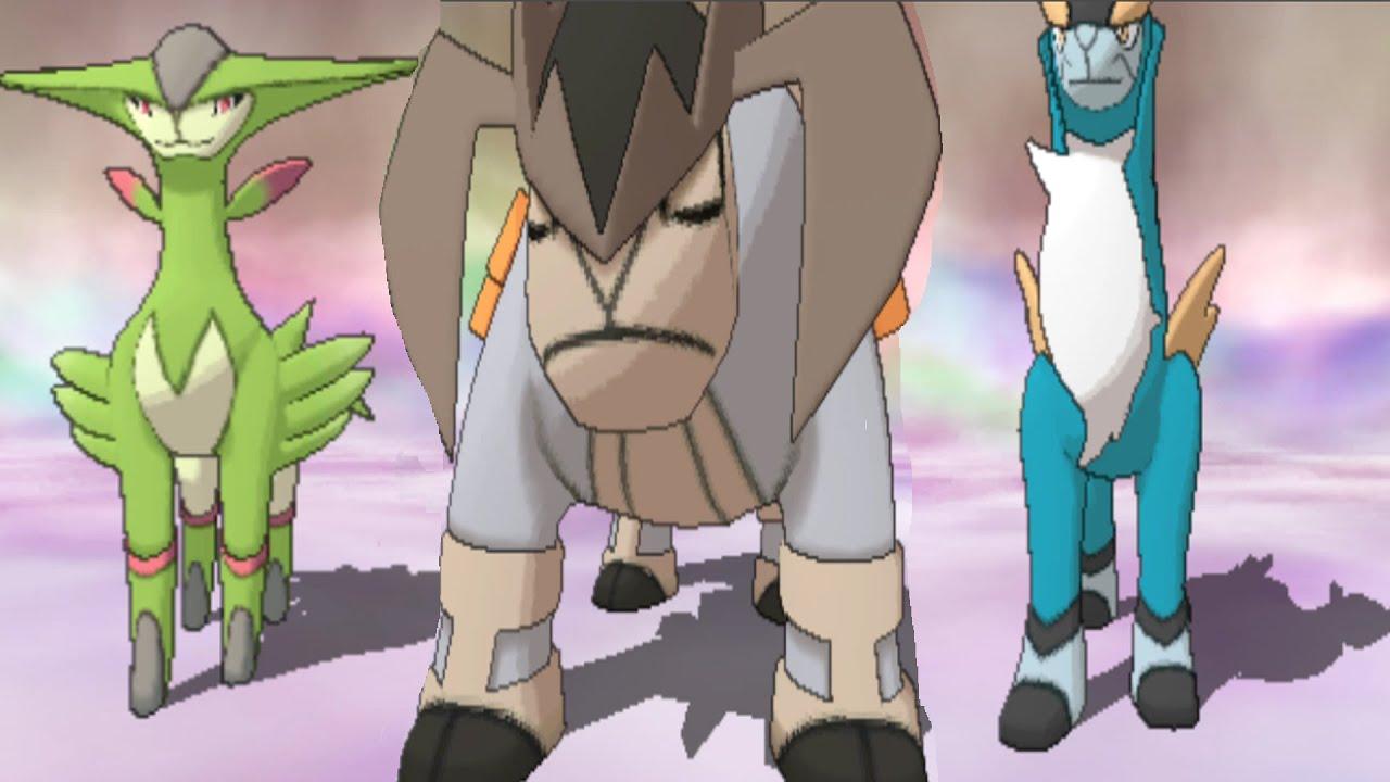 Pokemon Omega Ruby And Alpha Sapphire Catching Virizion