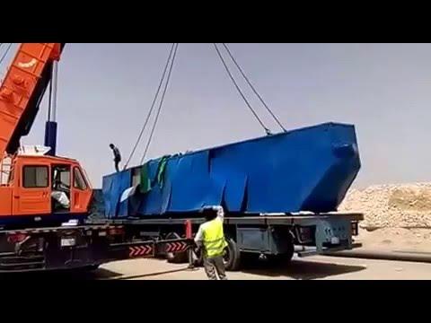 Paragon shipping & Logistics - Project Logistics- Saudi Arabia