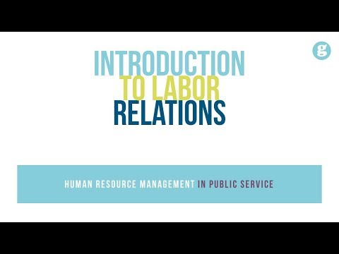 Introduction to Labor