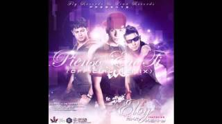 Eloy Ft. Rakim y Ken-Y - Pienso En Ti (Official Remix)