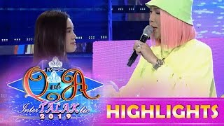 It's Showtime Miss Q and A: Vice Ganda tells Jackque to come to his future shows abroad