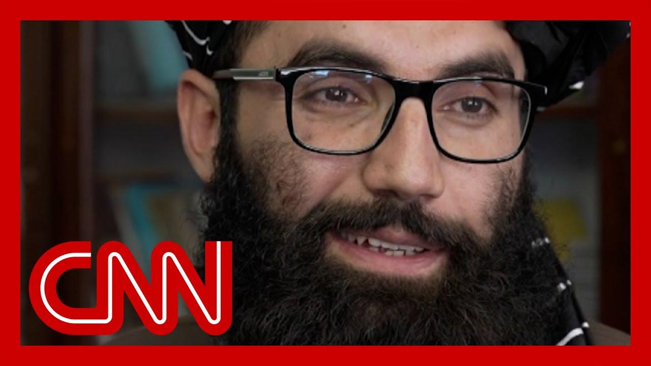 Download Taliban spokesman responds to Biden's move