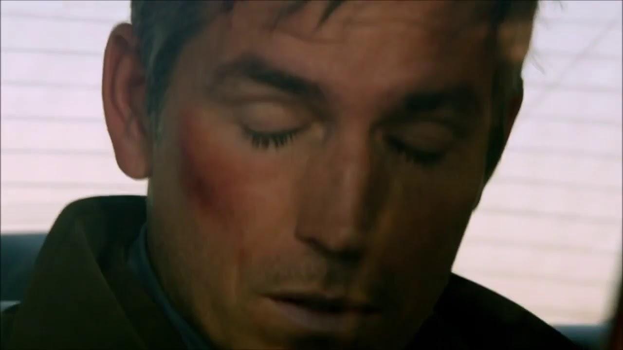 Download Person of Interest - John Reese in Detective Fusco's car (Season 1 Episode 1)