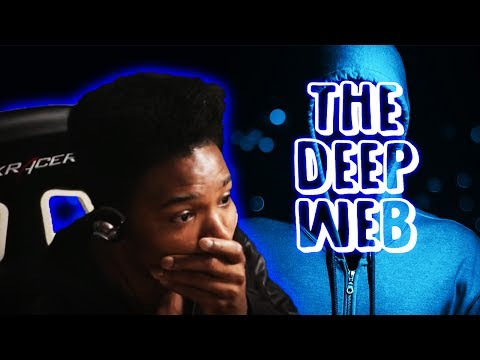 ETIKA SURFS THE DEEP WEB FOR THE FIRST TIME... STREAM HIGHLIGHTS