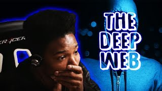 ETIKA SURFS THE DEEP WEB FOR THE FIRST TIME... [STREAM HIGHLIGHTS] thumbnail