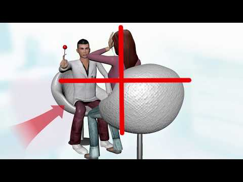 Visual Field Test -Visual Field Examination - Medical animation