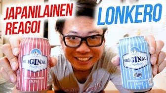 Japanilainen reagoi : Lonkero