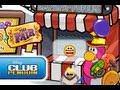 Club penguin: La Kermes |  Guía para los juegos: ¡Empapa-Puffles! (Septiembre 2012)