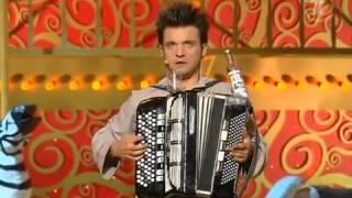 Игра на аккордеоне по русски