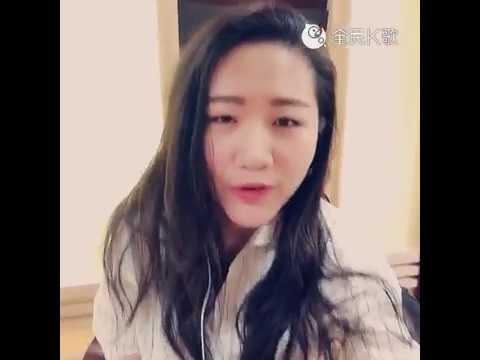 孫露_怎樣遇見你《全民K歌》 - YouTube