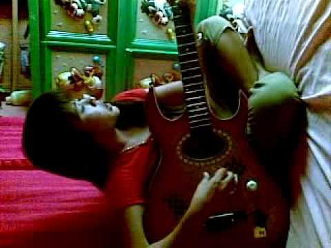 Berpisah di ujung jalan versi guitar