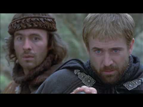 Hamlet (1990) Location - Dunnottar Castle, Stonehaven, Aberdeenshire