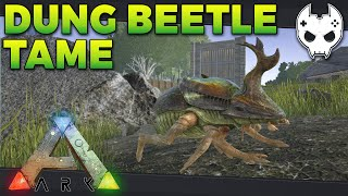 ARK: Survival Evolved - DUNG BEETLE TAMING - S3E18 - Let