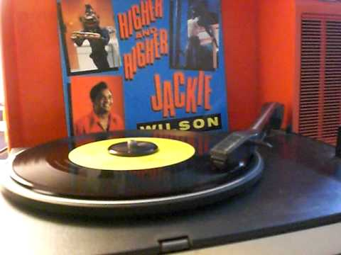 JACKIE WILSON - HIGHER AND HIGHER ( SOUL CLASSIC )