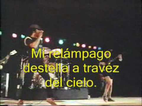 Ac Dc Hells Bells Subtitulado Al Español Youtube