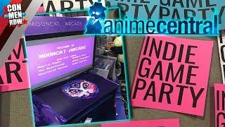 INDIE GAME PARTY @ ACEN 2018 | Mooncat Arcade Interview w/ Paul Zimmermann