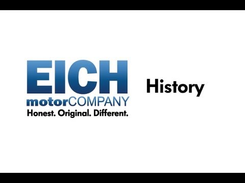 Eich motor company history volkswagen mazda dealership for Eich motors st cloud minnesota