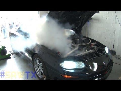 Worlds Highest HP 5.3 Motor BLOWS UP on DYNO @ KC2K13