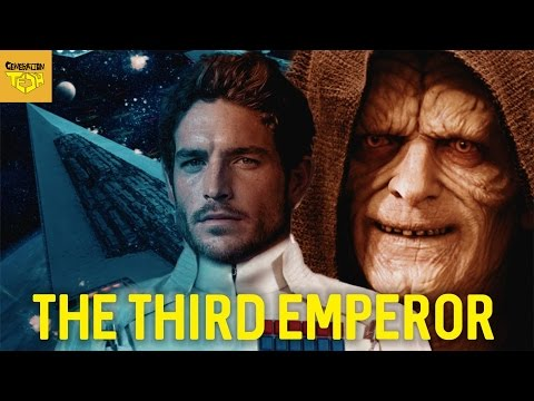 Who is Gallius Rax? | Palpatine's Friend and the 3RD Emperor | Star Wars Story