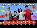 AAYU PIHU KA NUMBER | 10 Million Celebrations | Questions and Answers | Aayu and Pihu Show