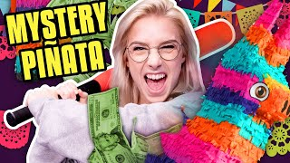 Mystery Piñata Party Challenge