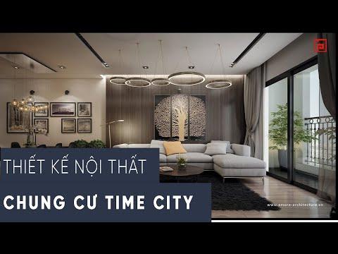 Thiết Kế Nội Thất Dự Án Chung Cư Time City