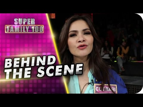Behind The Scenes - Rempong Deh Kalo Sahur Cantik Ketemu Sama Bedug Kece! - Super Family 100