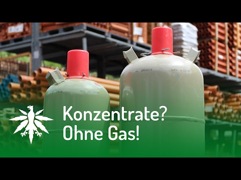 Konzentrate? Ohne Gas! | DHV News #111