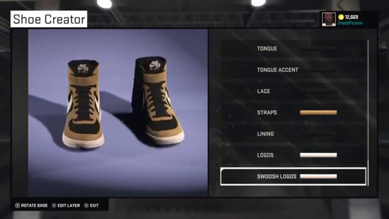 Lawn Mower Nike Air Force 1 High for NBA 2K15