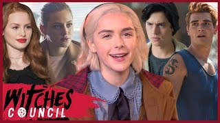 Chilling Adventures of Sabrina Stars Reveal Their Dream Riverdale Crossover Ideas! | Witches Council