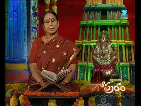 Gopuram - Episode 1737 - June 27, 2017 - Best Scene