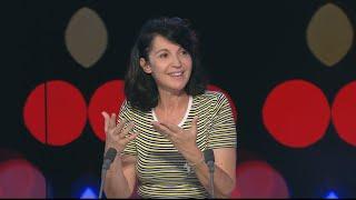 Zabou Breitman, maîtresse de cérémonie de la 30e Nuit des Molières