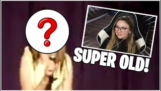 Maddynf reacting to old videos of her singing!