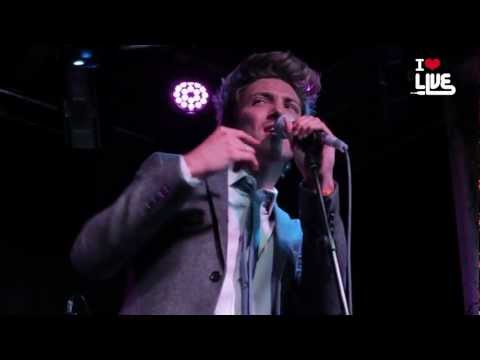 TYLER JAMES - SINGLE TEAR #ILUVLIVE LDN September '12