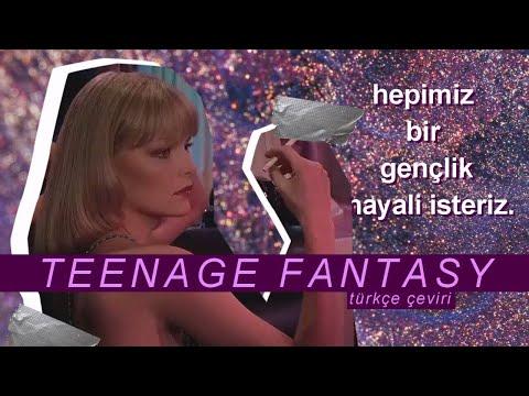 Jorja Smith - Teenage Fantasy ( Türkçe Çeviri )