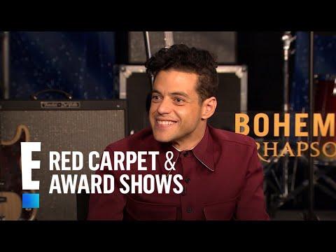 Bohemian Rhapsody Cast Talks Doing Queen Justice  E Red Carpet & Award Shows