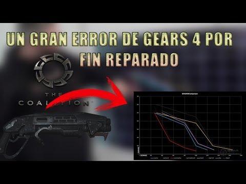 El Gran Error De La Escopeta De Gears Of War 4 Por Fin Reparado l Disparos A Ciegas Mas Efectivos