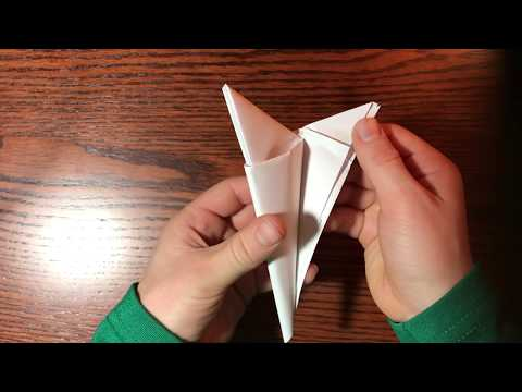 How to make paper fingers (EASY)