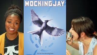 Mockingjay - The Hunger Games - Tipsy Book Review